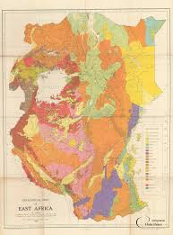 Map Of Tanzania Africa by South Africa Africa Maps And Prints