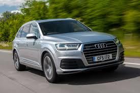 Audi Q7 Black Edition - audi q7 s line 2015 review auto express
