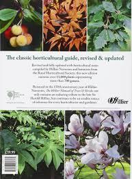 the hillier manual of trees and shrubs amazon co uk john g