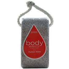 22500 body benefits by body image pumice stone 1 stone iherb com