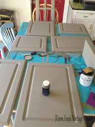 can you paint thermofoil cabinet doors yes www southerncolonial