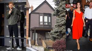 Meghan Markle Toronto Home by Prince Harry U0026 Meghan Markle Make Their First Official Joint