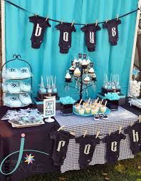 baby shower centerpieces for a boy 35 boy baby shower decorations that are worth trying digsdigs