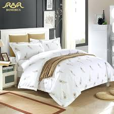 Luxury White Bed Linen - hotel style duvet covers u2013 de arrest me