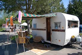 Awning For Travel Trailer Vintage Trailer Awnings From Oldtrailer Com