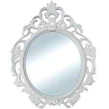 better homes and gardens wall decor oval wall mirrors decorative smart idea oval wall mirror better
