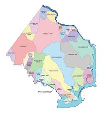 fairfax county map fairfax county is planning to protect its streams fairfax county