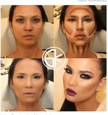 Makeup Contour contouring and highlighting how to do it right zone