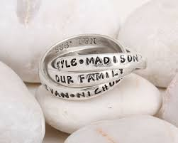 Custom Name Ring 66 Best Custom Name Rings Images On Pinterest Mother Rings