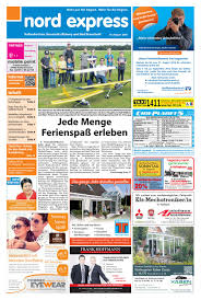 Schwimmbad Bad Bramstedt Nord Express West By Nordexpress Online De Issuu