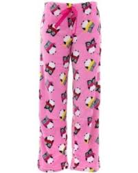 great deals on sleep co s pink owl fleece pajama