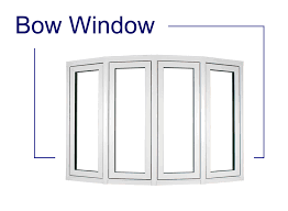 bow window windowville bow windows are achieved by combining four or more windows together so that they angle out from your home these windows are designed to create space by
