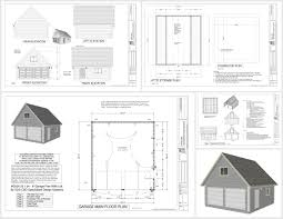 stahl house floor plan 24x36 garage plans commercial shop english cottage house plan x