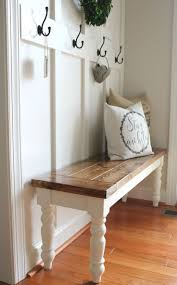 Entry Way Table Decorating by Best 20 Rustic Entryway Ideas On Pinterest Foyer Table Decor