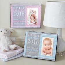 personalized baby photo frames baby picture frames at personal