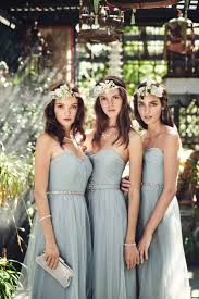 amazing of bride and bridesmaid dresses 17 best images about