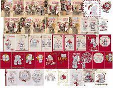 christmas cards me to you box ebay