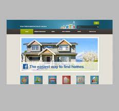 lincoln realtors website viziblee different design