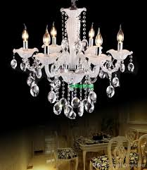 Alabaster Lighting Chandeliers 8 Branch Chrome Shallow Chandelier White Chrome Chandelier Bedroom
