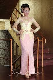 wedding dress kebaya kebaya wedding dress pink 2015 jaya kebaya sale kebaya modern