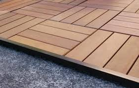 Wood Patio Flooring by Outdoor Patio Tiles Cheap Outdoor Patio Tiles Snap Together