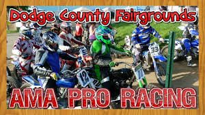 ama pro racing motocross 2017 ama pro flat track half mile motorcycle and quad races
