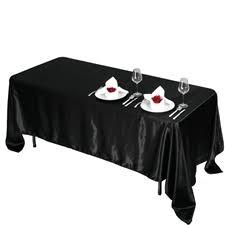 Black Linen Tablecloth Hallowwen Party Party Balloons Wholesale Party Supplies