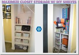 Diy Build Shelves In Closet by 7 Simple Steps To Create Built In Closet Storage U2013 Design Build Love