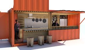 furniture conex box house shipping container housing sea