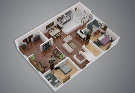 Two Bedroom House Floor Plans 25 Two Bedroom House Apartment Floor Plans