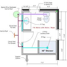 basement bathroom floor plans how to plumb a basement bathroom