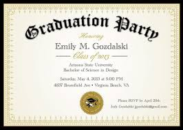 graduation invitations ideas free graduation invitation templates for word songwol dd58d1403f96