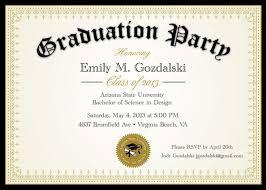graduation announcements templates free graduation invitation templates for word songwol dd58d1403f96