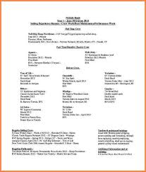 type of resume paper 8 different types of resume format free download professional