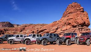 moab jeep safari 2016 readylift invades moab utah for the 50th annual easter jeep