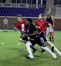 Intramural Flag Football Stadium Brings Energy To Flag Football Umhb The Bells Online