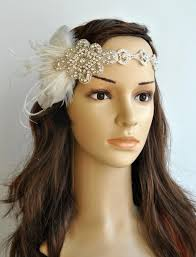 1920s headband rhinestone 1920s headpiece flapper headband flapper