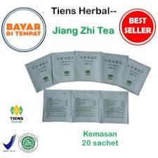 Teh Tiens diskon tiens herbal jiang zhi tea teh hijau teh pelangsing badan