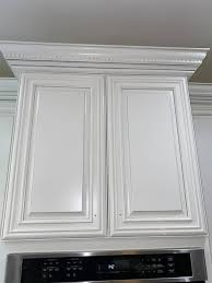 white kitchen cabinets with gray glaze white dove whale gray mr faux cabinetry walls