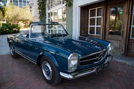 mercedes auction lennon s 1965 mercedes 230sl is up for auction pursuitist
