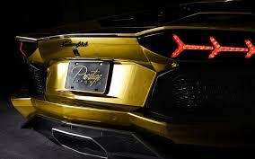 lamborghini aventador rear lights 1680x1050 prestige imports yellow lamborghini aventador taillights