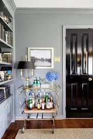 black interior paint go for gloss home design