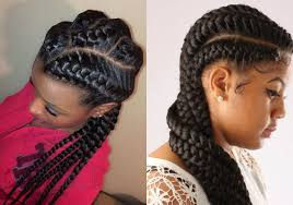 amazing african goddess braids hairstyles hairdrome com