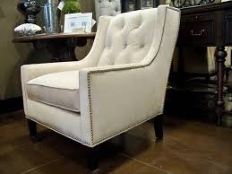 Nailhead Accent Chair Tufted Velvet Chair In Your House Allstateloghomes Com