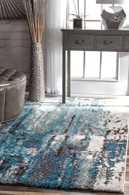 Rugs Ysa Albina Cr22 Winter Abstract Rug By Rugsusa Havenly
