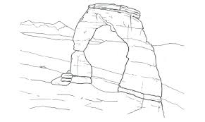 Coloring Pages Arches National Park U S National Park Service I Coloring Pages