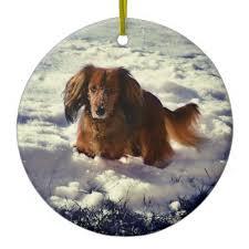 11 best dachshund christmas ornament images on pinterest