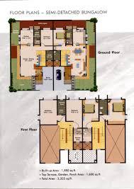 quad plex plans multi family plan 86977 at familyhomeplans com 4