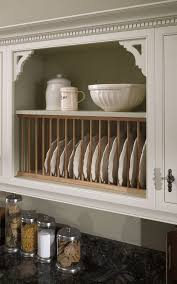 Kitchen Cabinet Plate Rack Storage 10 Best Images About Cabinet Plate Rack On Pinterest Plate Racks