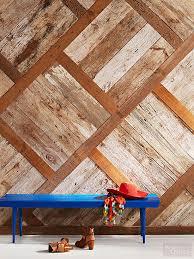 create a barnwood wall